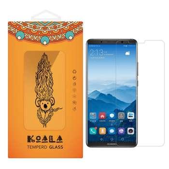 محافظ صفحه نمایش شیشه ای کوالا مدل Tempered مناسب برای گوشی موبایل هوآوی Mate 10