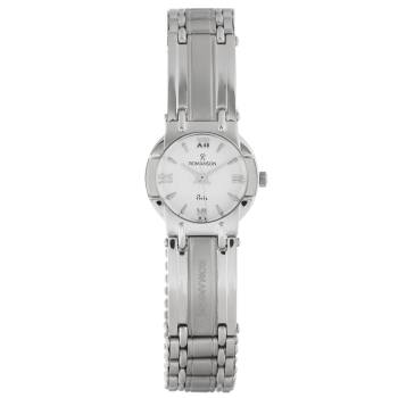 ساعت مچی عقربه ای زنانه رومانسون مدل NM0545LL1WA11W