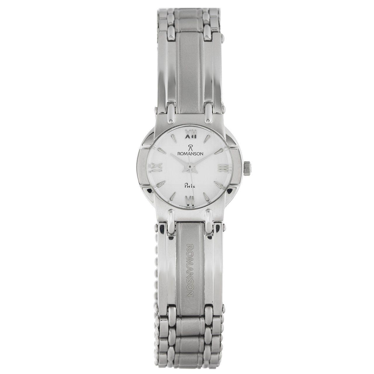 ساعت مچی عقربه ای زنانه رومانسون مدل NM0545LL1WA11W -  - 1