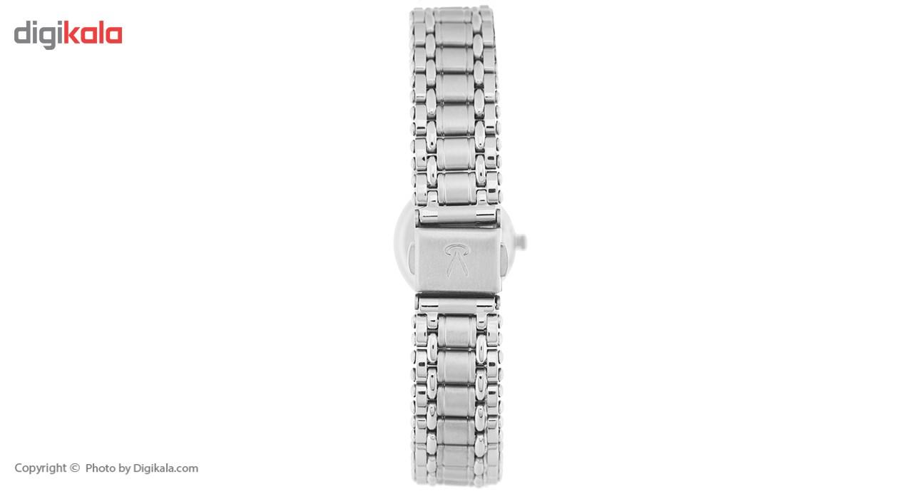 ساعت مچی عقربه ای زنانه رومانسون مدل NM0545LL1WA11W              ارزان