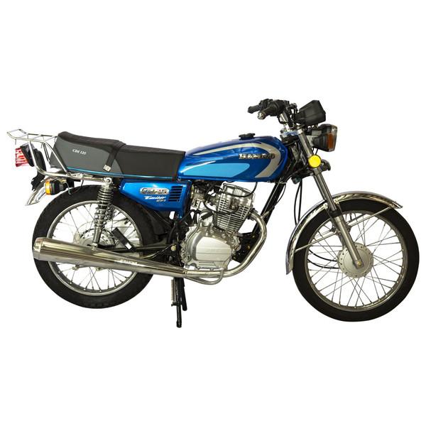 موتور سیکلت همتاز مدل همرو 125 سال 1396