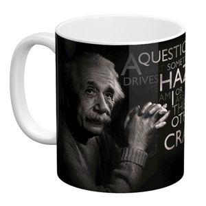 ماگ لومانا مدل Albert Einstein  کد L1988