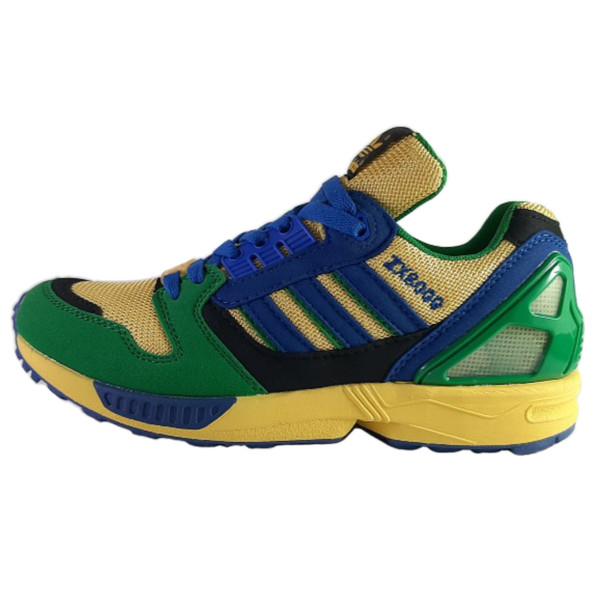 کفش پیاده روی آدیداس مدل zx 8000 brazil