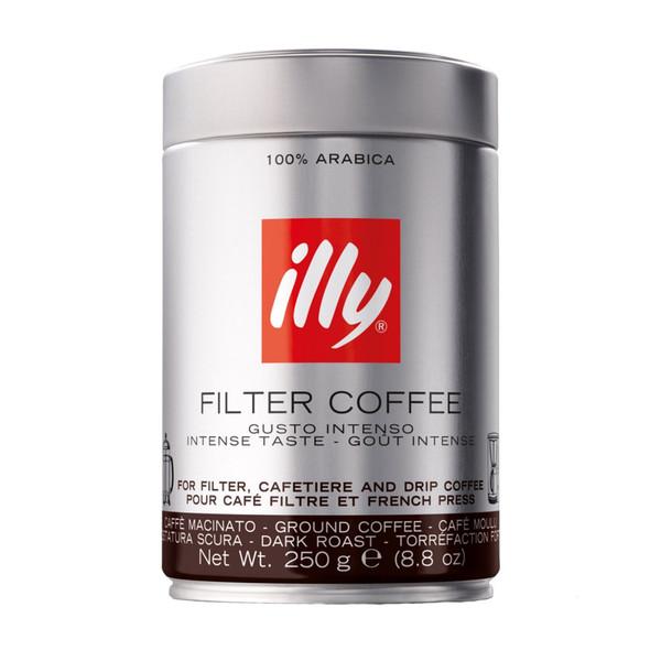 قوطی قهوه ایلی مدل Filter Dark Roast