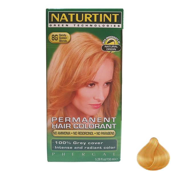 کیت رنگ مو ناتورتینت شماره 8G