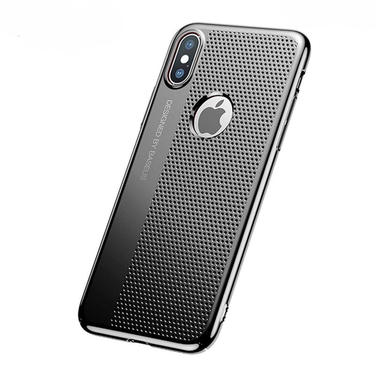 کاور باسئوس مدل Bright Case  مناسب برای گوشی موبایل آیفون X/10