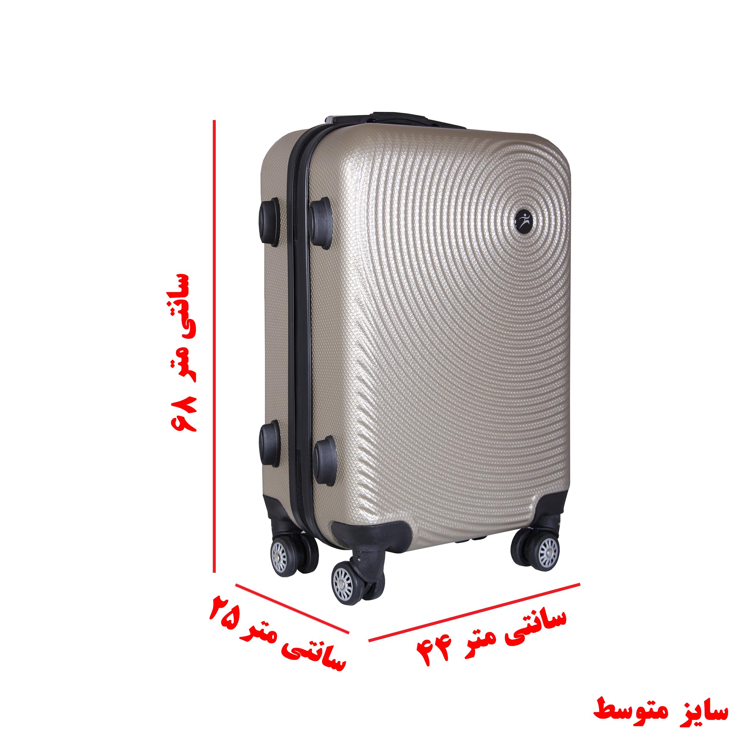 مجموعه چهار عددی چمدان اسپرت من مدل NS001 main 1 16