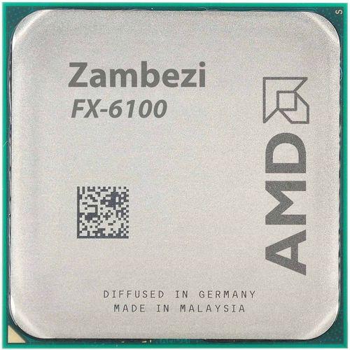 پردازنده مرکزی ای ام دی مدل Zambezi FX-6100