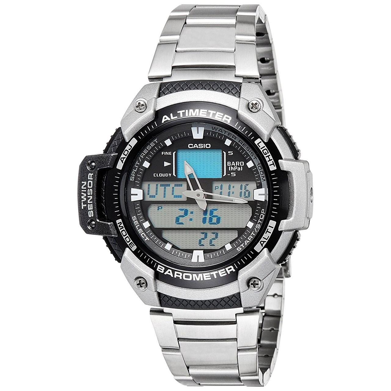 ساعت مچی دیجیتال مردانه کاسیو مدل SGW-400HD-1BVDR