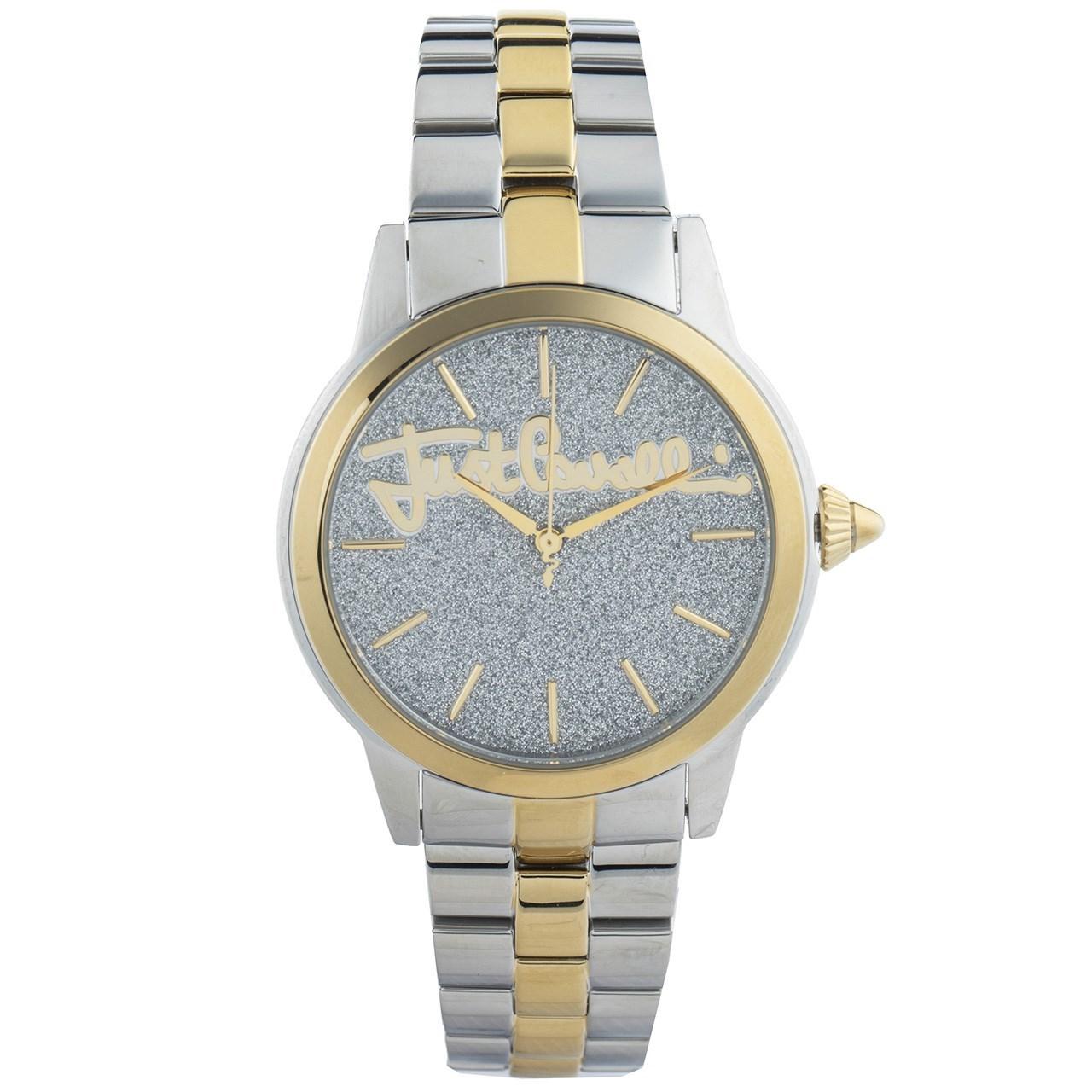ساعت مچی عقربه ای زنانه جاست کاوالی مدل JC1L006M0135 22