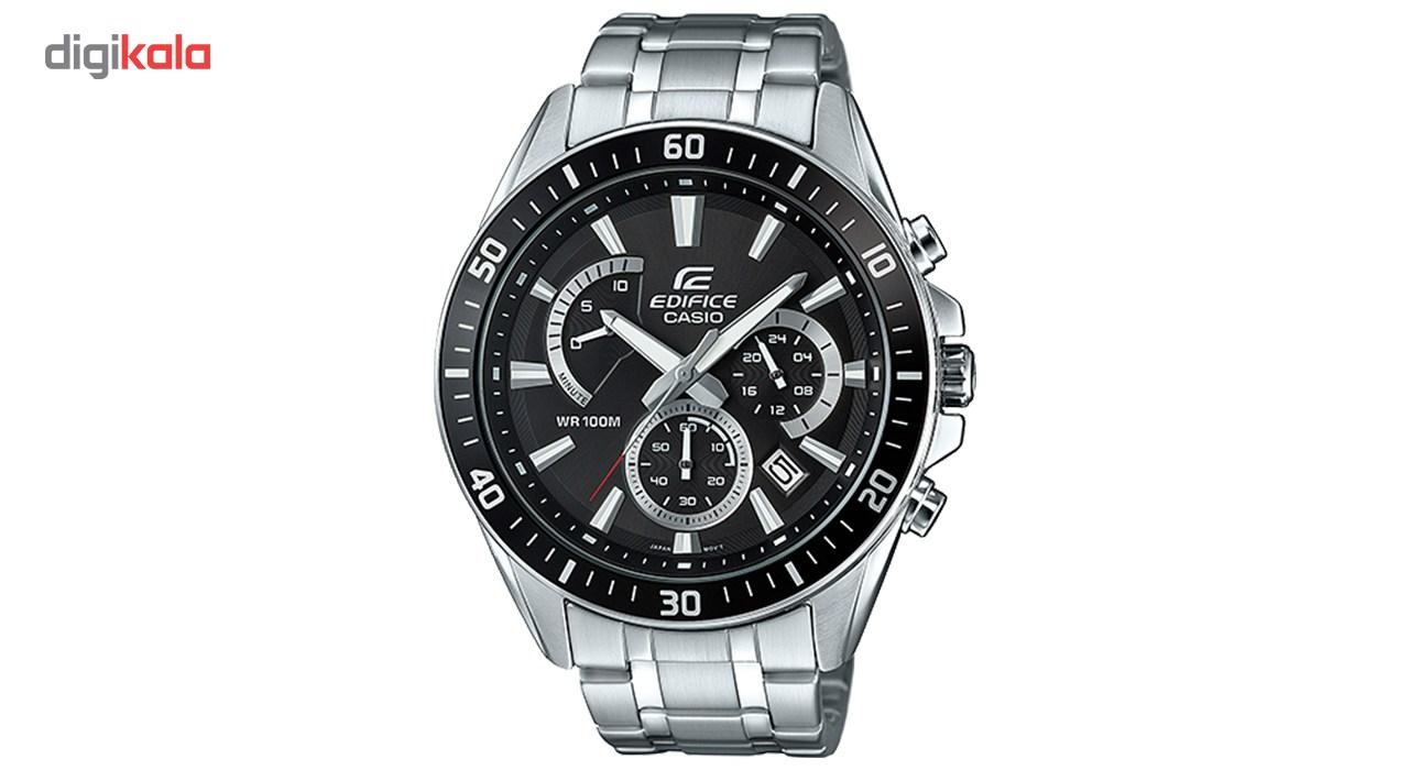 ساعت مچی عقربه ای مردانه کاسیو مدل EFR-552D-1AVUDF              خرید (⭐️⭐️⭐️)
