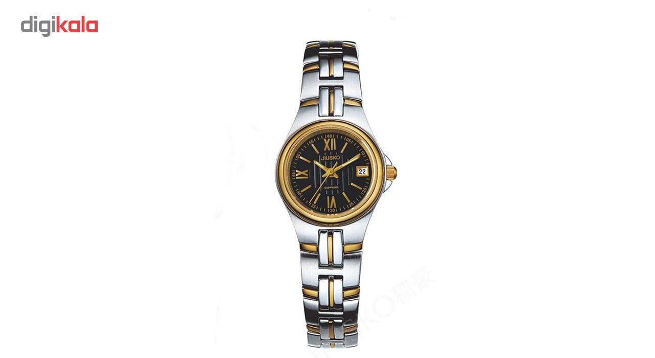ساعت مچی عقربه ای زنانه جیوسکو مدل JEL0020S