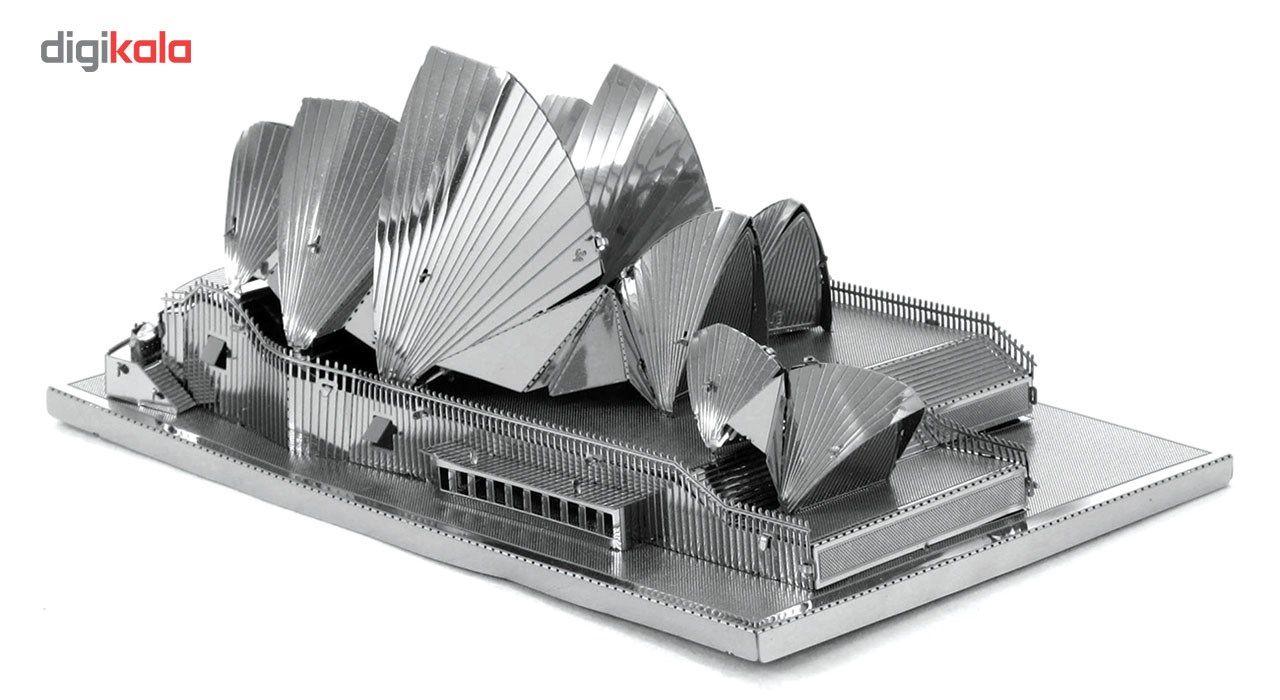 پازل سه بعدی فی مدل Sydeny Opera house