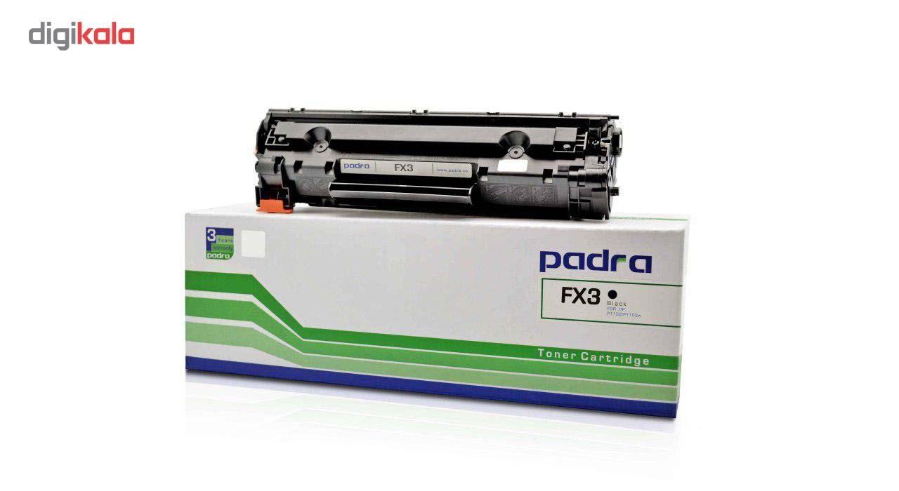 قیمت                      تونر مشکی پادرا مدل FX3