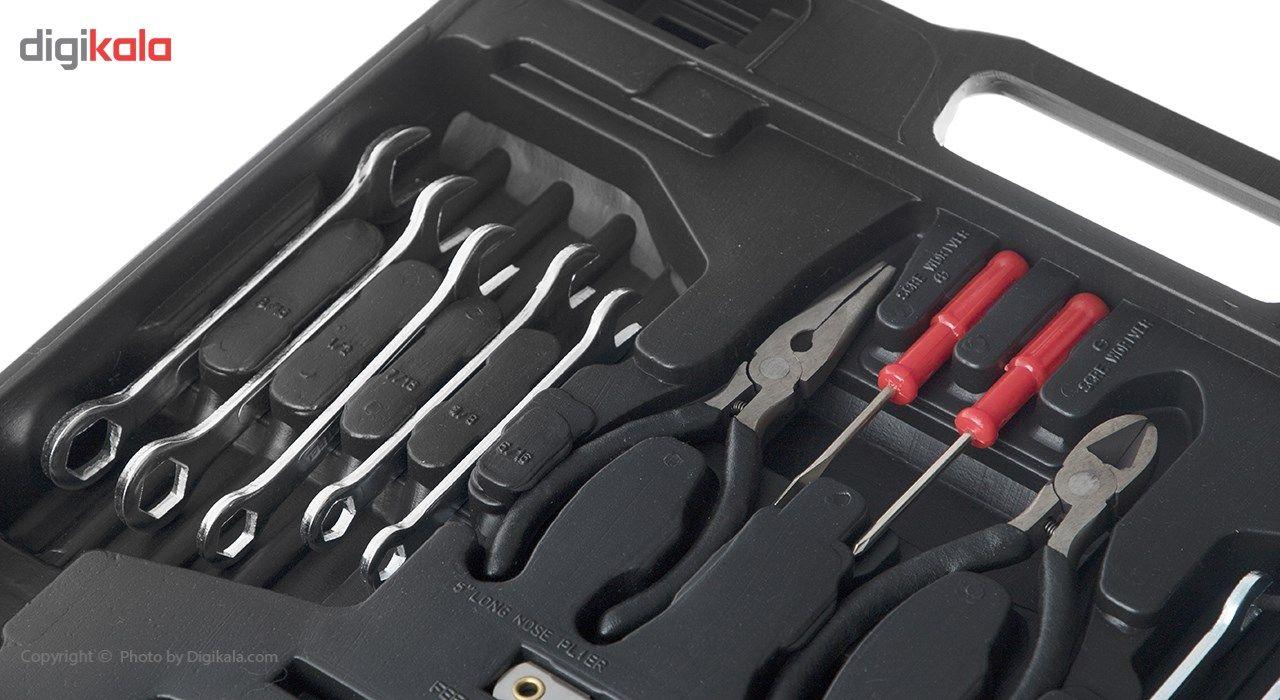 مجموعه 126 عددی ابزار بلک اند سیج مدل 126B main 1 6