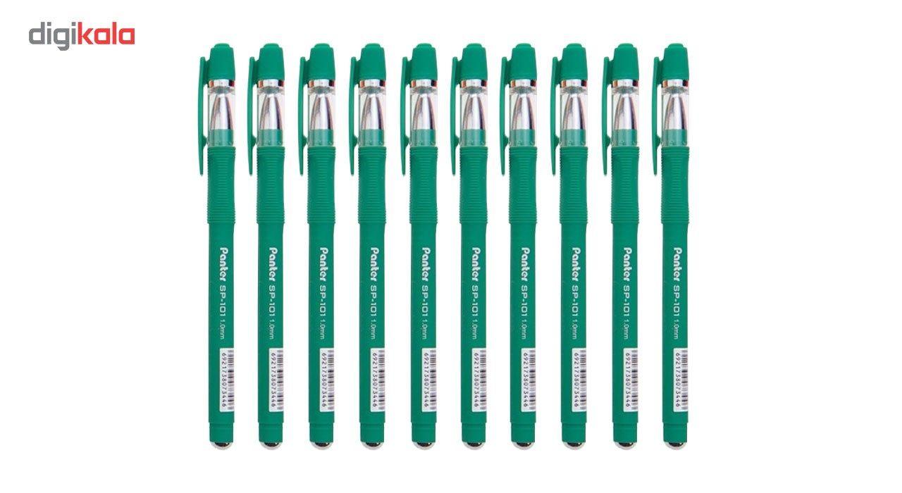 خودکار پنتر مدل SP-101 بسته 10 عددی main 1 3