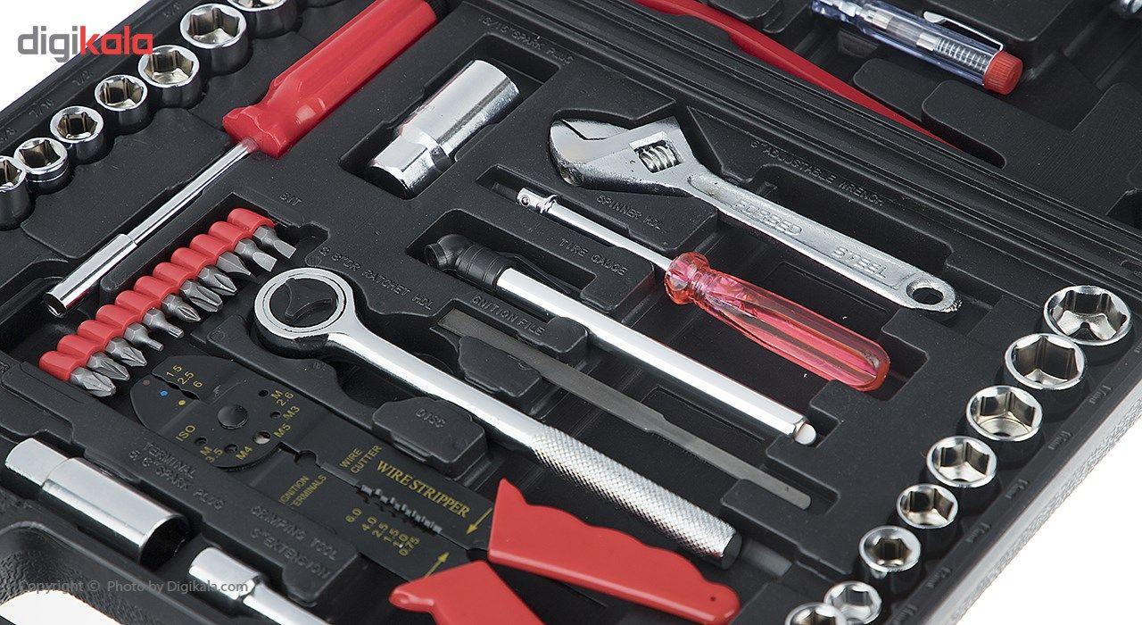 مجموعه 126 عددی ابزار بلک اند سیج مدل 126B main 1 8