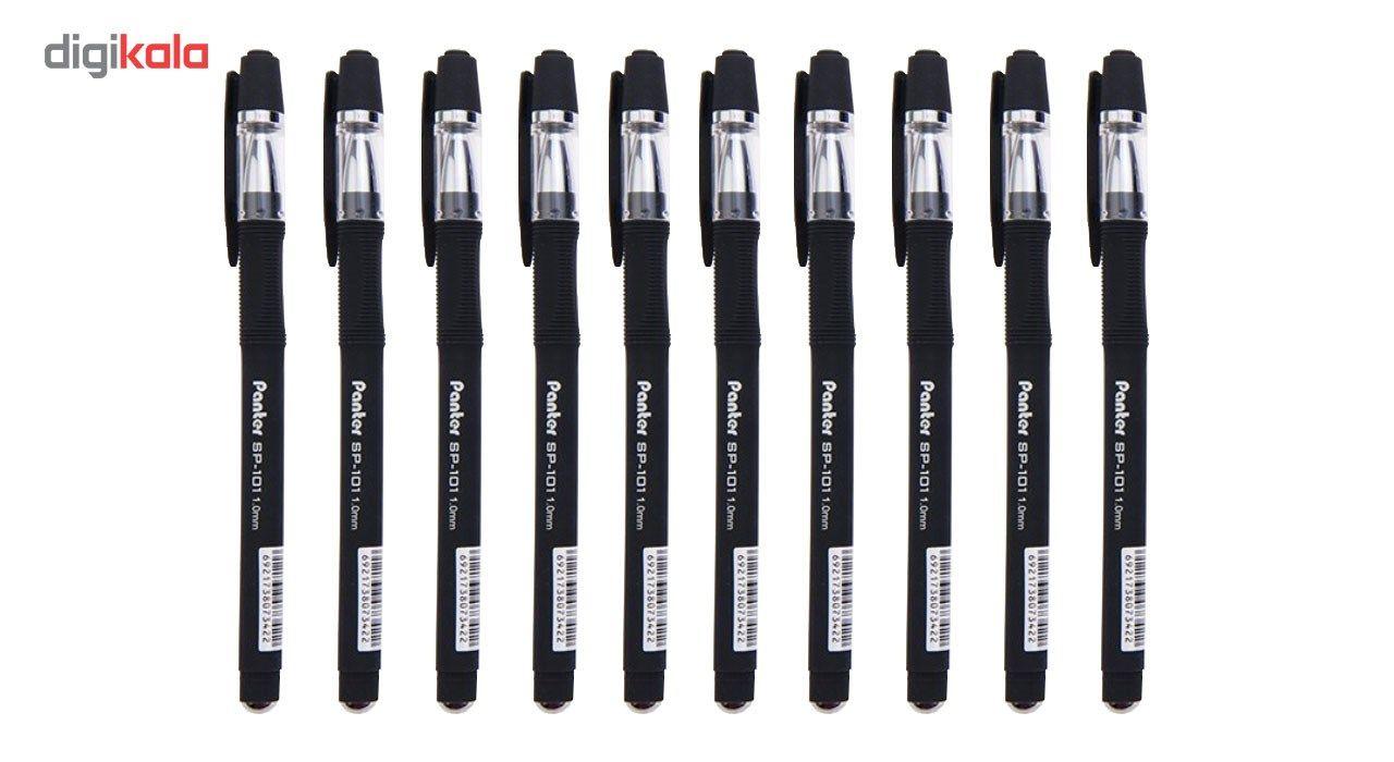 خودکار پنتر مدل SP-101 بسته 10 عددی main 1 4