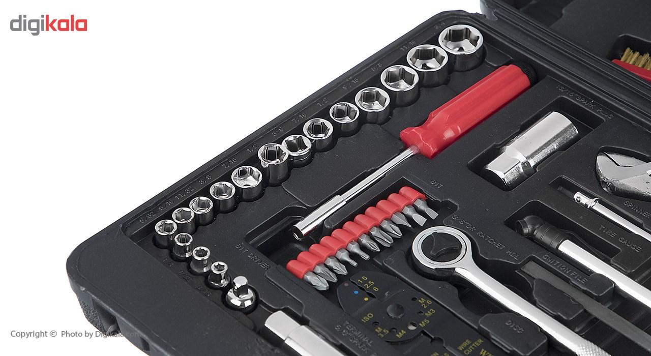 مجموعه 126 عددی ابزار بلک اند سیج مدل 126B main 1 9