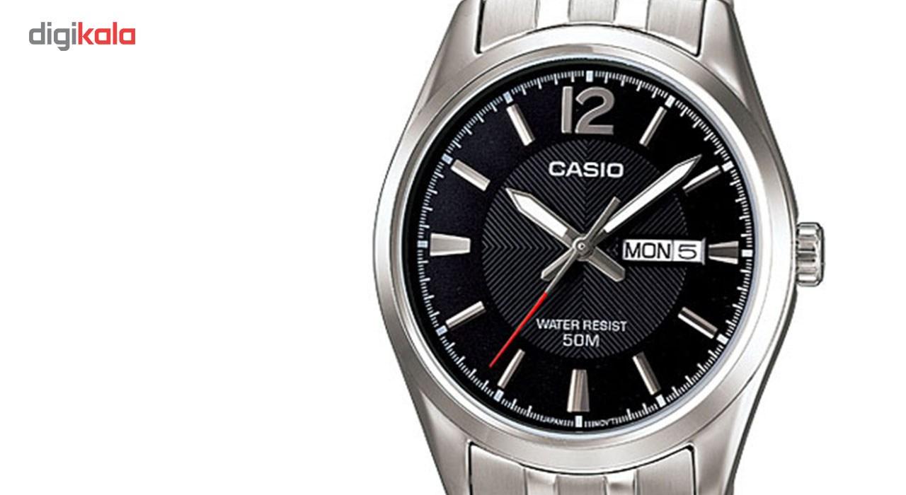 ساعت مچی عقربه ای زنانه کاسیو مدل LTP-1335D-1AVDF              ارزان