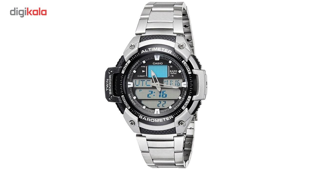 خرید ساعت مچی دیجیتال مردانه کاسیو مدل SGW-400HD-1BVDR | ساعت مچی