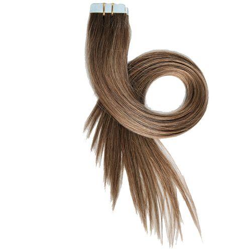 اکستنشن موی طبیعی هدا مدل 08 بسته 20 نواری