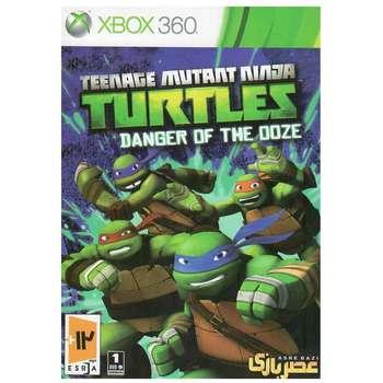 بازی Teenage Mutant Ninja Turtles مخصوص ایکس باکس360