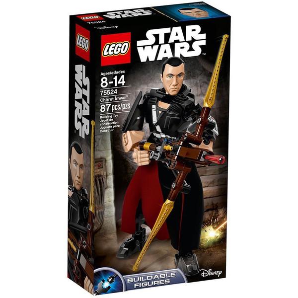 لگو سری Star Wars مدل Chirrut Imwe 75524