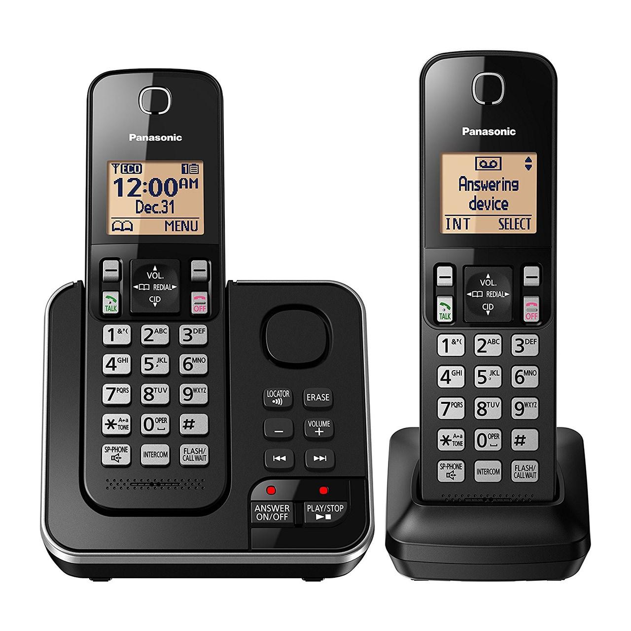قیمت                      تلفن بی سیم پاناسونیک مدل KX-TGD322
