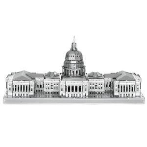 پازل سه بعدی فلزی مدل United States Capitol