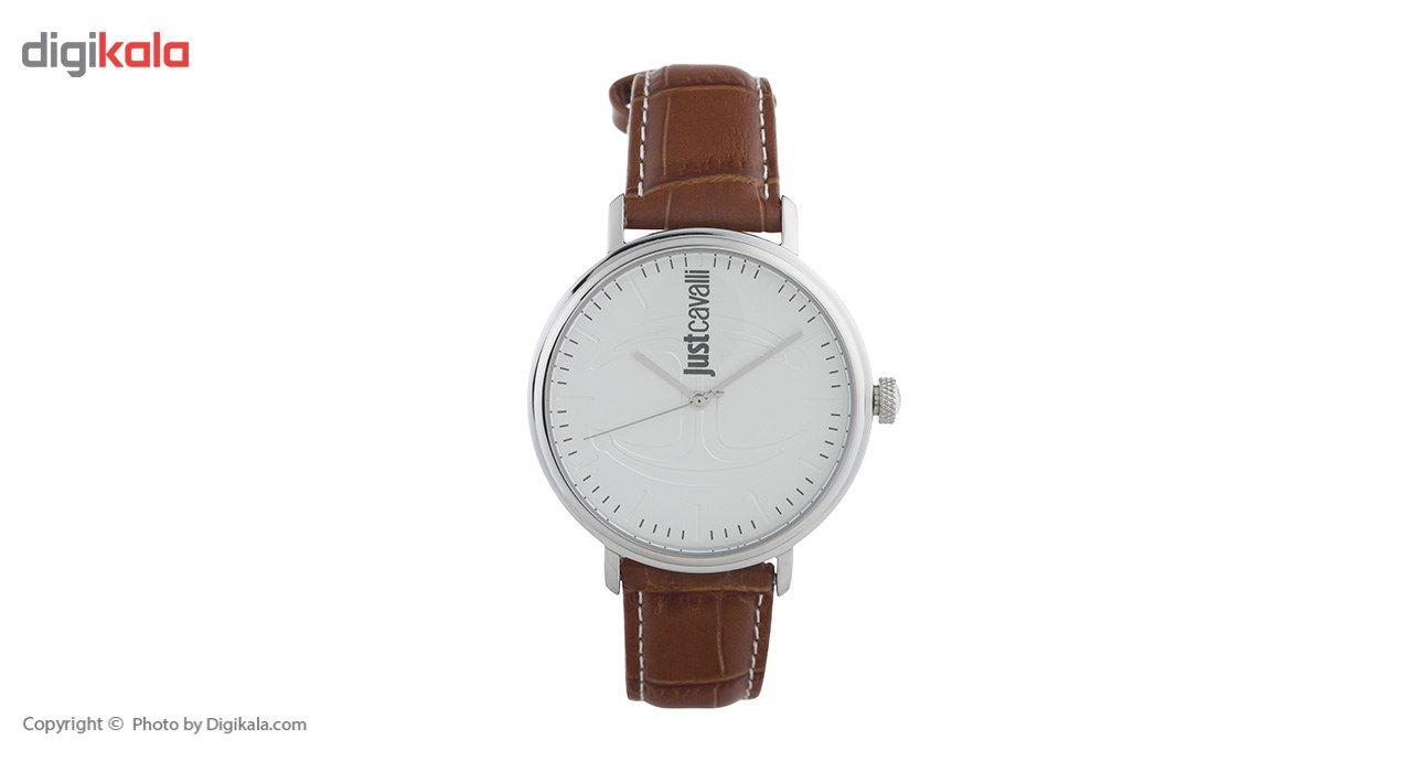 ساعت مچی عقربه ای مردانه جاست کاوالی مدل JC1G012L0015 -  - 1