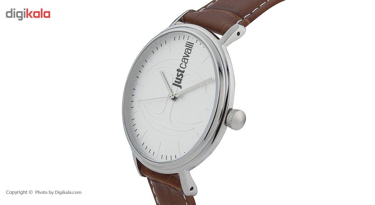 ساعت مچی عقربه ای مردانه جاست کاوالی مدل JC1G012L0015 -  - 3