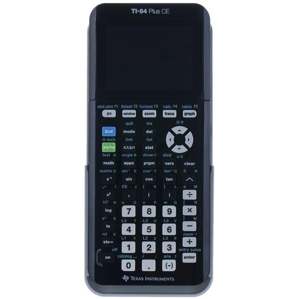 ماشین حساب تگزاس اینسترومنتس مدل TI-84 Plus CE