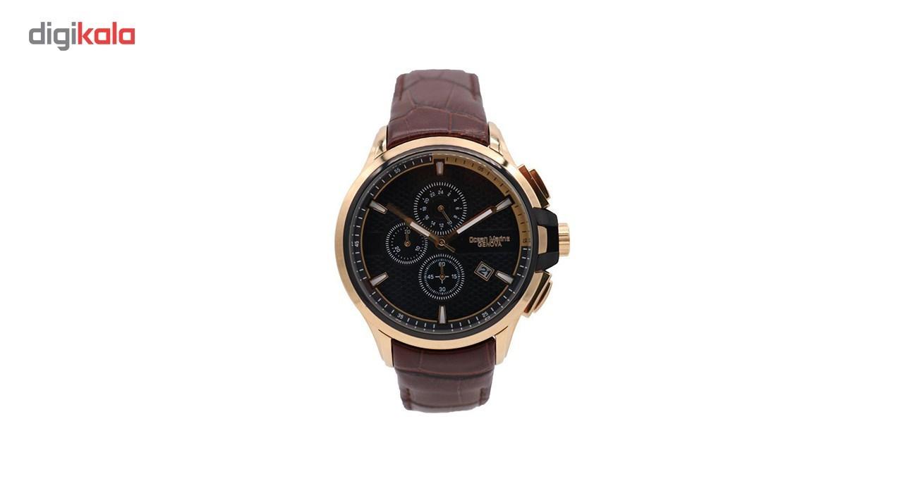خرید ساعت مچی عقربه ای مردانه اوشن مارین مدل Z-318Gb5
