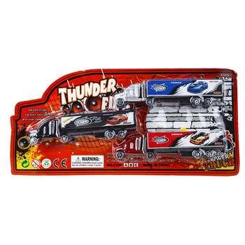 ماشین بازی مدل Thunder Fire بسته 3 عددی