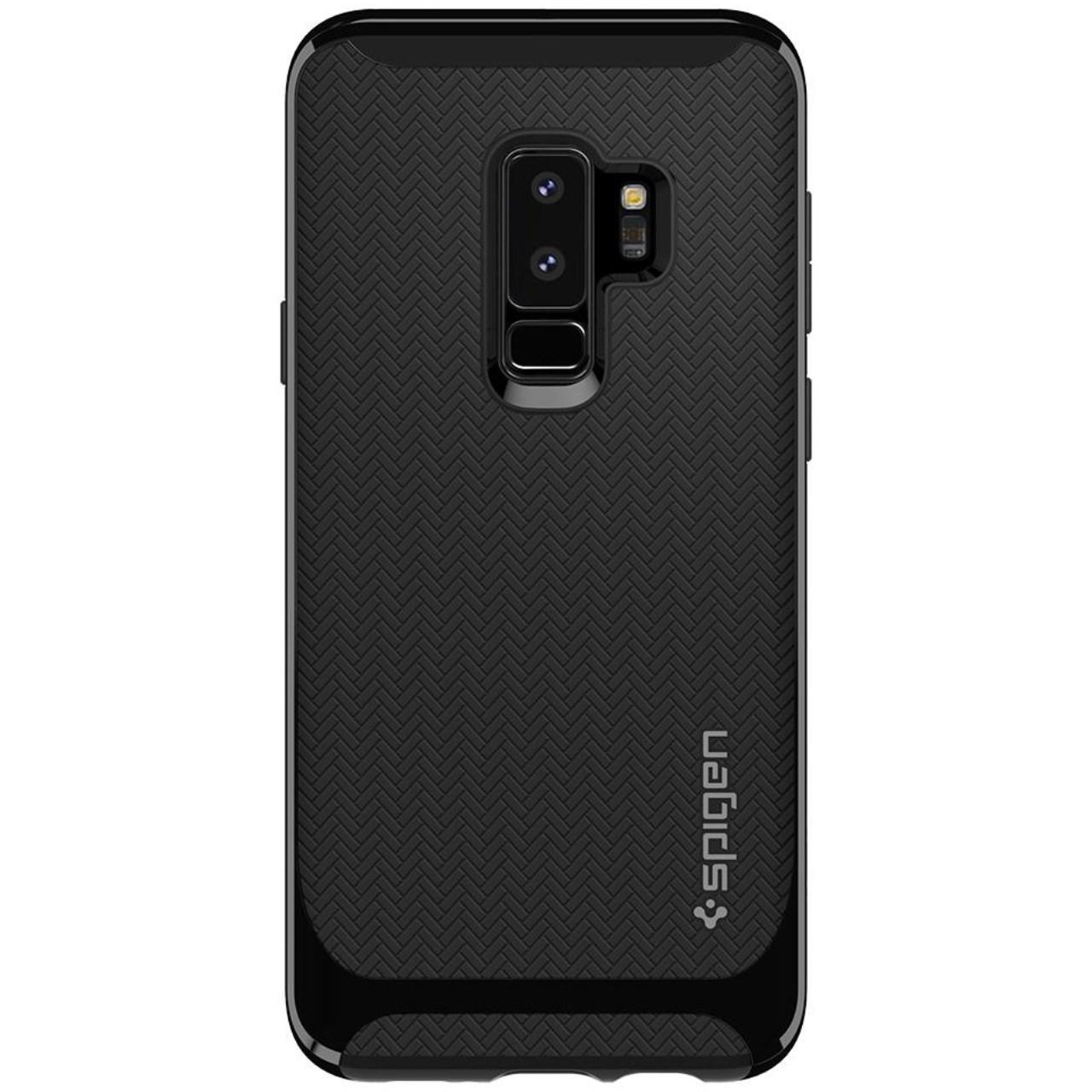کاور اسپیگن مدل Case Neo Hybrid مناسب برای گوشی موبایل سامسونگ Galaxy S9 Plus