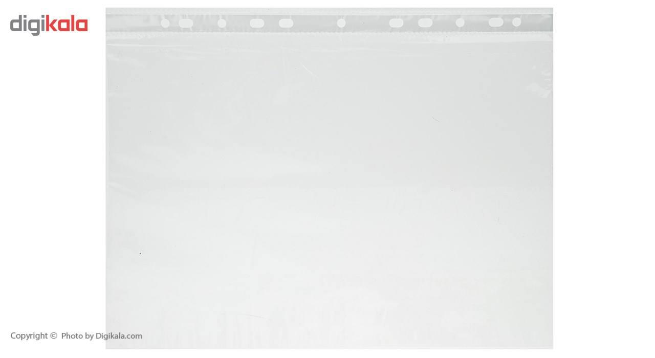 کاور کاغذ A4 فوسکا بسته 100 عددی main 1 1