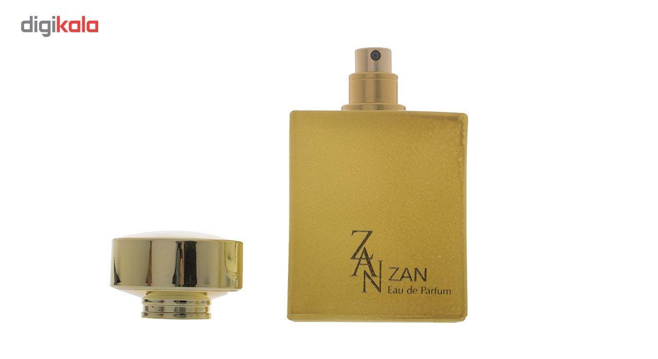 ادو پرفیوم زنانه فراگرنس ورد مدل Zan حجم 100 میلی لیتر main 1 4