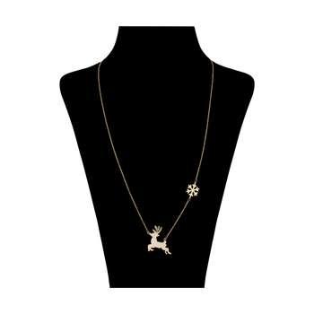 گردنبند طلا 18 عیار زنانه مایا ماهک مدل MM1019