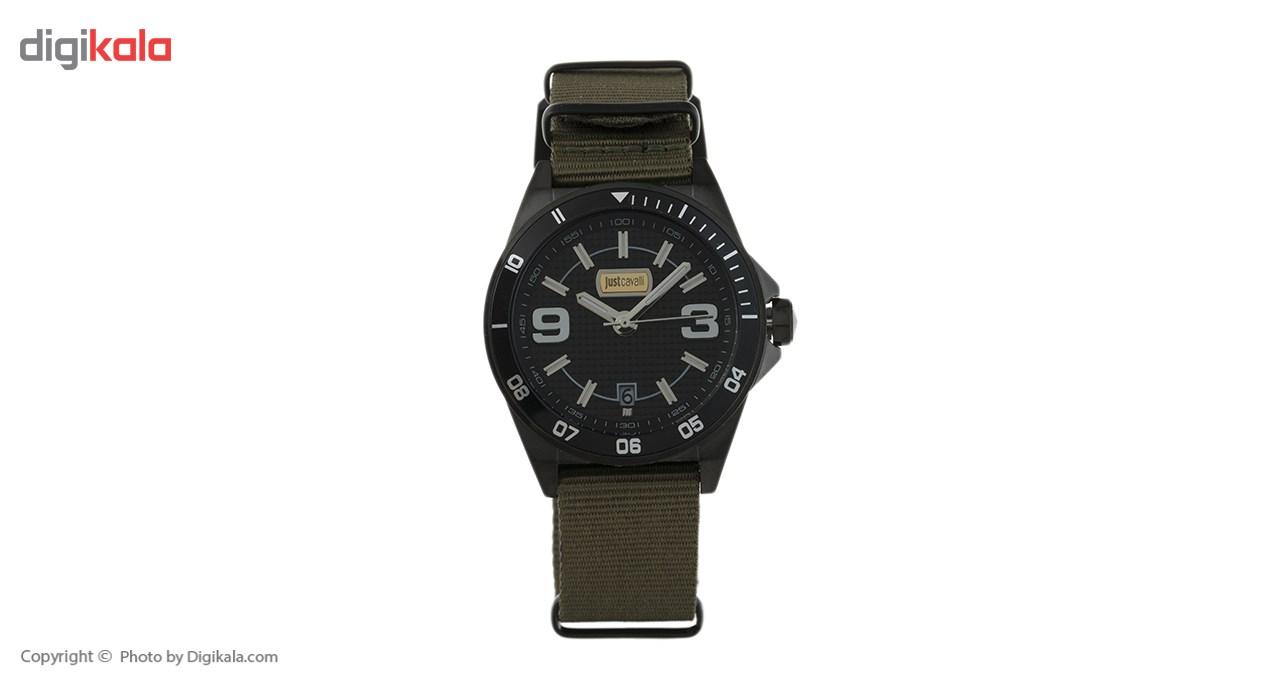 خرید ساعت مچی عقربه ای مردانه جاست کاوالی مدل JC1G014L0045