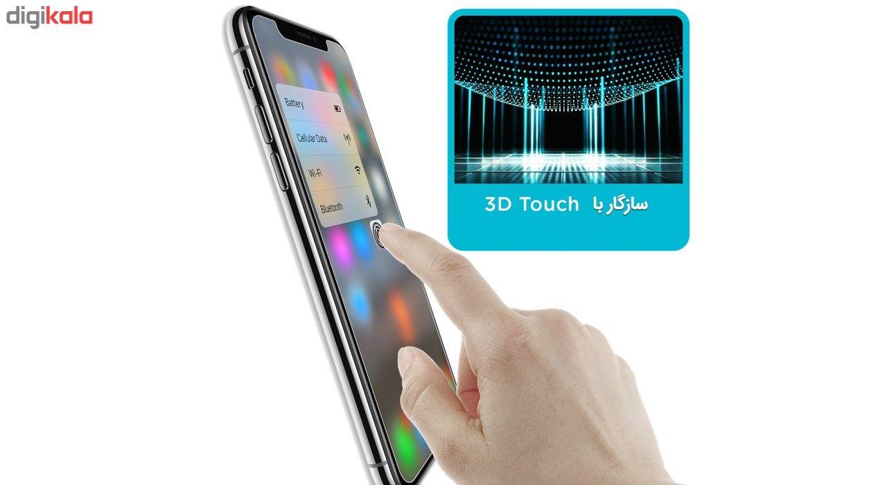 محافظ صفحه نمایش تمپرد مناسب برای گوشی موبایل اپل آیفون X main 1 3