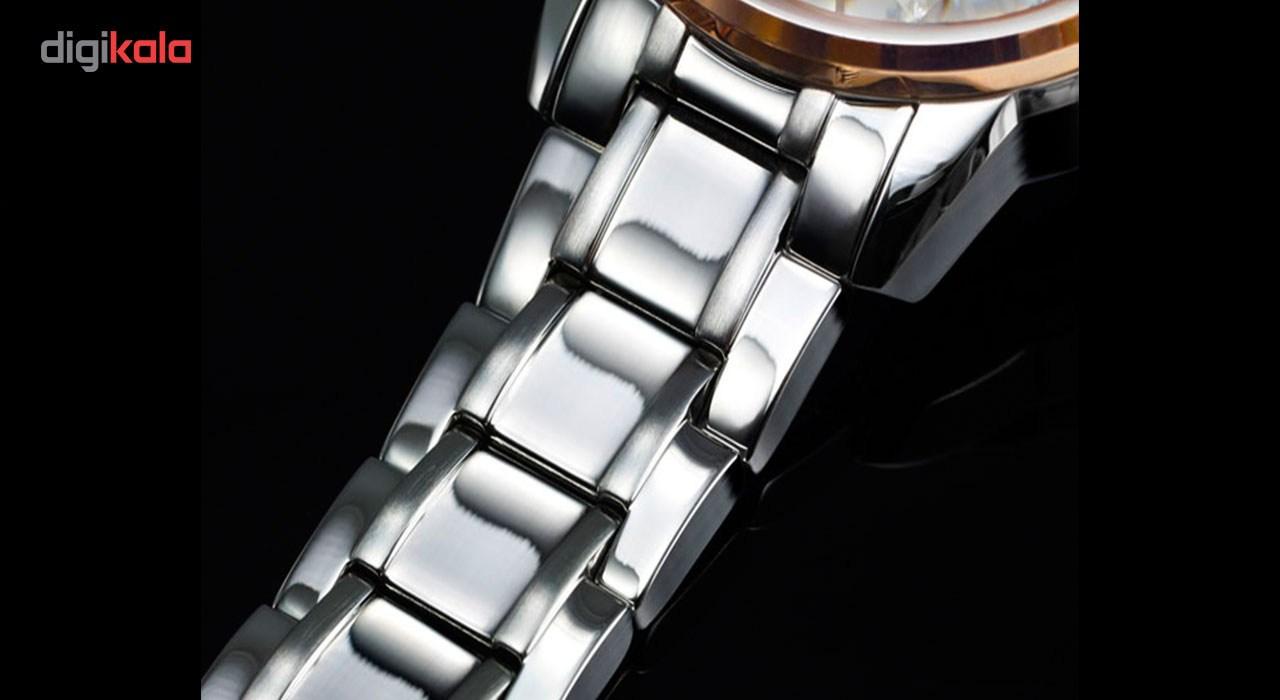 ساعت مچی عقربه ای زنانه کاسیو مدل SHE-3029SG-7AUDR