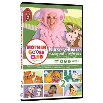 فیلم آموزش زبان انگلیسی مادر گوس کلاب 2  انتشارات نرم افزاری افرند