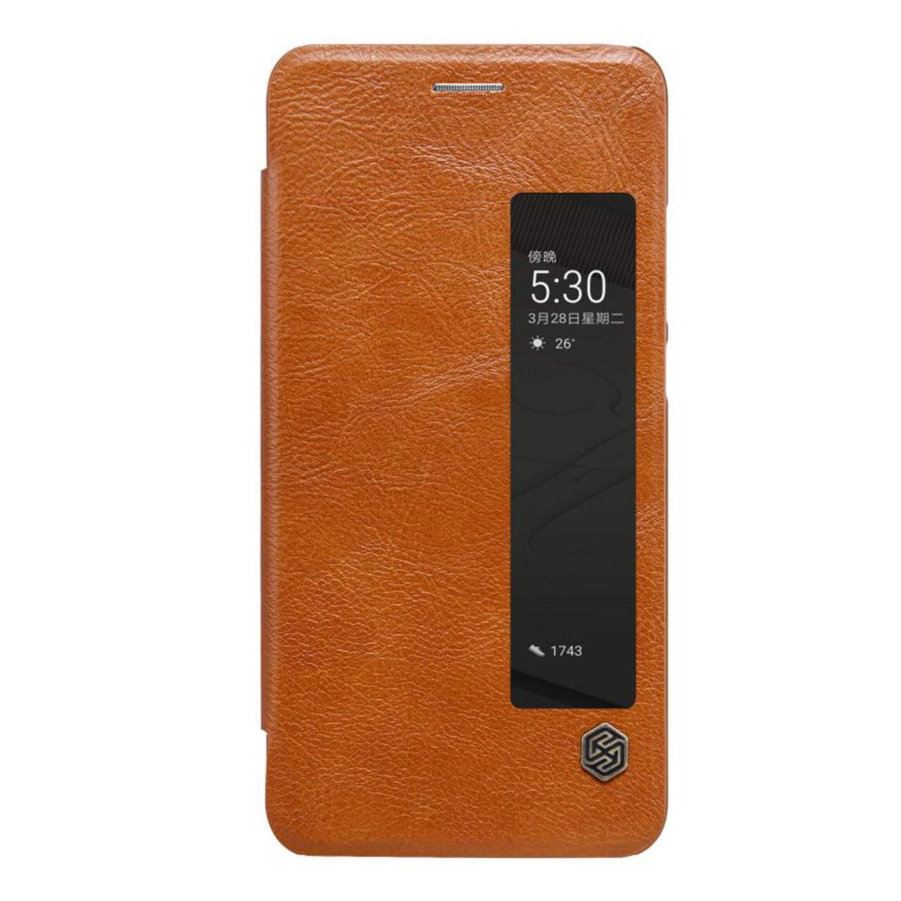 کیف کلاسوری نیلکین مدل Qin مناسب برای گوشی موبایل هواوی P10 Plus