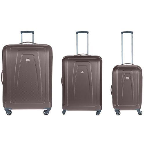 مجموعه سه عددی چمدان دلسی مدل Keira