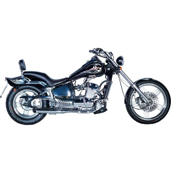 موتورسیکلت رگال رپتور مدل اسپایدر 249 سی سی سال 1396