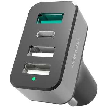 شارژر فندکی روموس مدل Pocket Power Lite AU50Q
