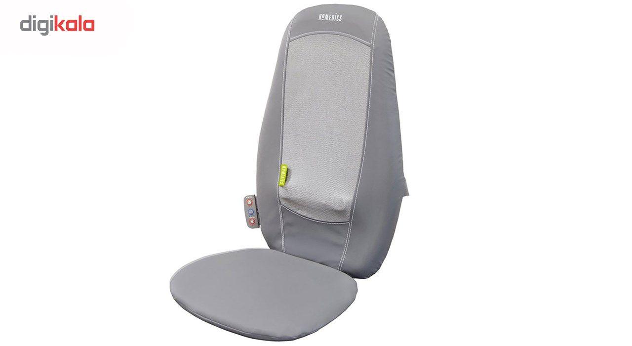 روکش صندلی ماساژور هومدیکس مدل شیاتسو BMSC-1000H-EU  Homedics Shiatsu BMSC-1000H-EU Massage Seat Cov