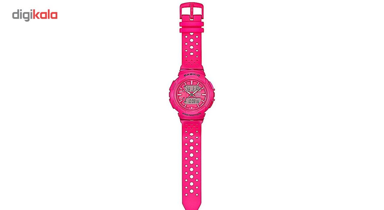ساعت مچی عقربه ای زنانه کاسیو مدل BGA-240-4ADR
