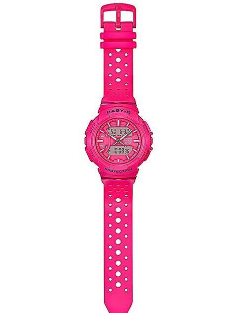 ساعت مچی عقربه ای زنانه کاسیو مدل BGA-240-4ADR -  - 3